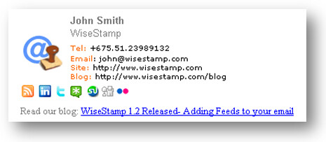 Flickriver wisestamp email signaturess most interesting photos – Sample Email Signature