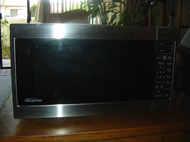Consumer search over the range microwaves