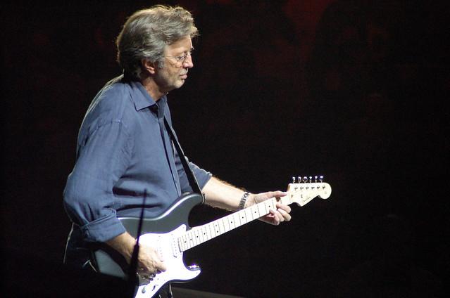 Eric Clapton Madison Square Garden Nyc 2008 Flickr Photo Sharing