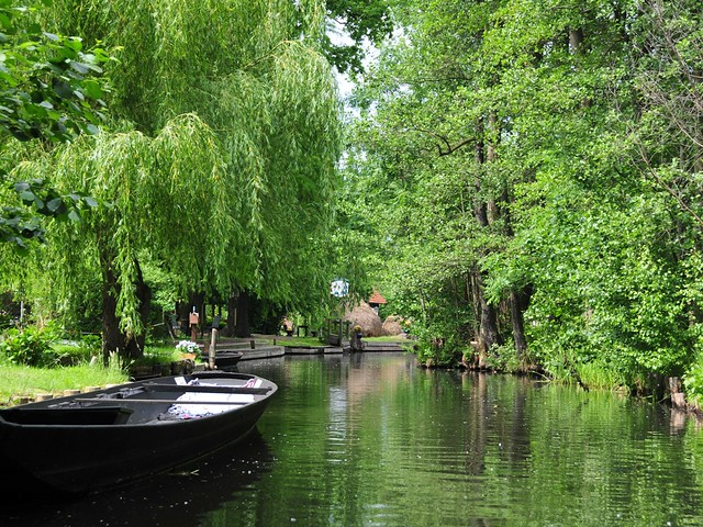 Spreewald, Brandenburg, Germany   Flickr - Photo Sharing!