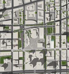 floor plan(0.0), residential area(0.0), drawing(0.0), condominium(0.0), facade(0.0), urban design(1.0), suburb(1.0), design(1.0), plan(1.0), neighbourhood(1.0),