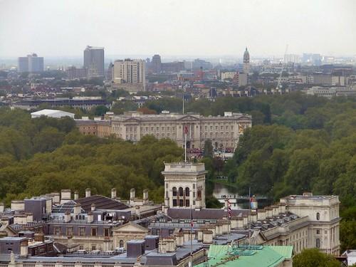 London Eye Buckingham Palace