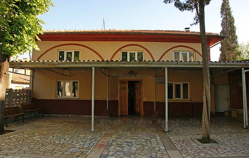 Şemaki Camii - Yenişehir