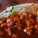 Small photo of Shrimp diabla at El Patron