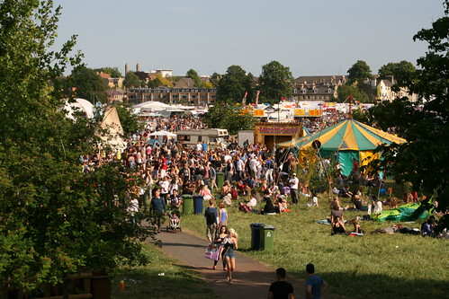 10 Festivals in England