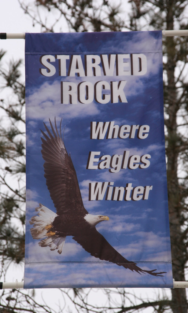 Starved Rock Sign