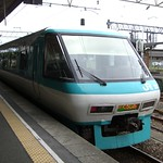 "381系電車特急スーパーくろしお/381 Series EMU Limited Express ""Super Kuroshio"""