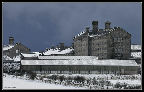 Dartmoor Prison - You do not want to be here!