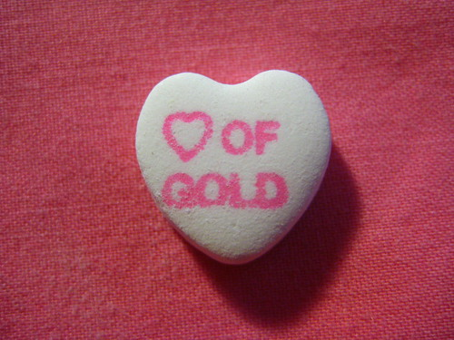 ♥ of gold