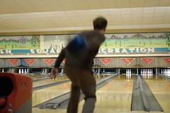 Justin bowling
