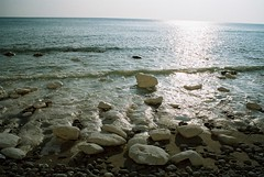 Birling gap shore