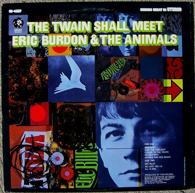 eric burdon and the animals twain shall meet book