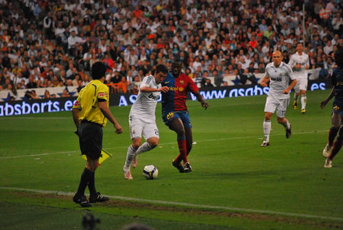 Real Madrid contre FC Barcelone