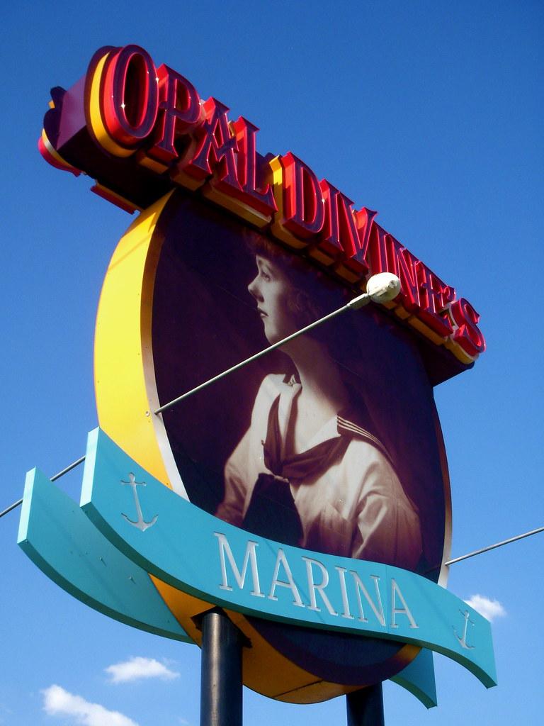 Opal Divine's Marina