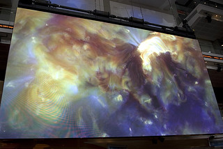 SDO First Light Images Displayed at Press Conference #13