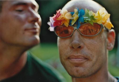 King Kamehameha - Flowerpower