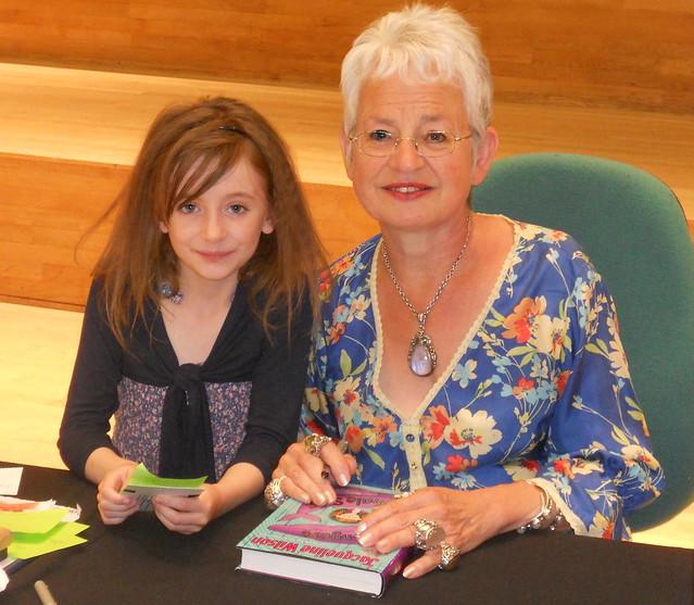 Tigerlilli meets Jacqueline Wilson