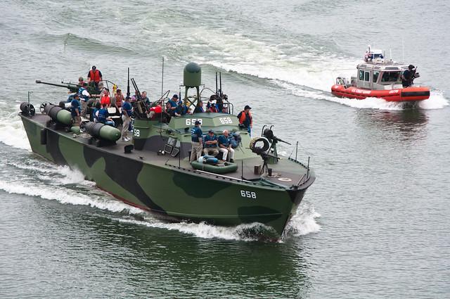 Motor Torpedo Boat Pt 658 2 Of 2 Flickr Photo Sharing