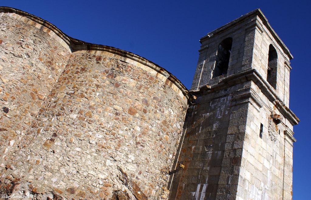 Santuario de Nuestra Señora de la Peña de Francia - Peña de Francia - Salamanca