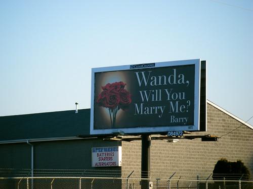 pedidos casamentos EUA