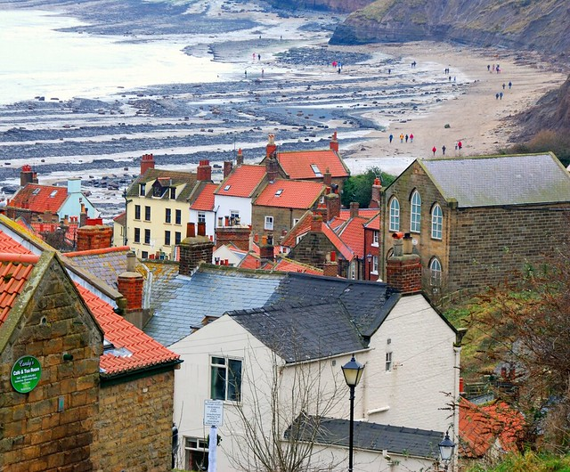 Robin Hoods Bay   North Yorkshire