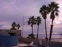Abandoned North Shore Yacht Club.  Salton Sea.