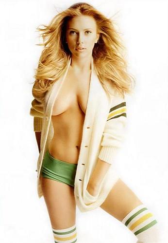Hacker deberá pagarle 66 mil dólares a Scarlett Johansson por robar sus fotos desnuda