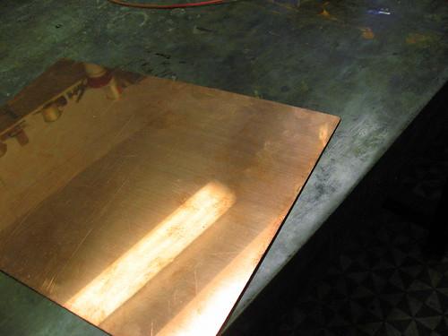 Chapa de cobre by fernanda garrido