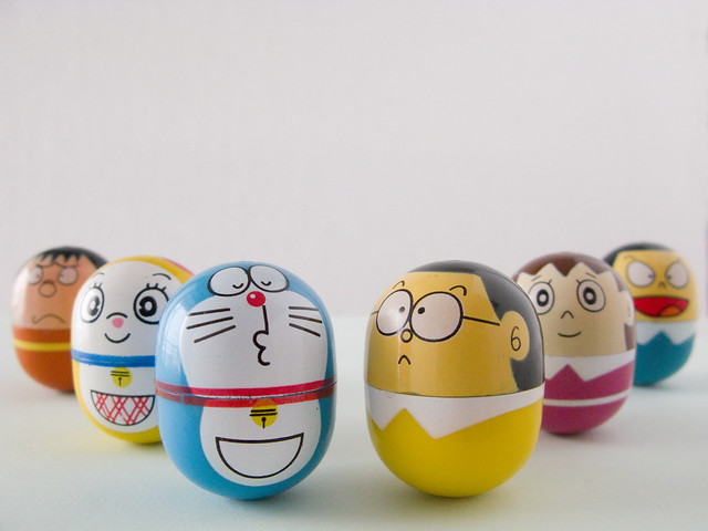 Doraemon & his friends 哆啦a梦