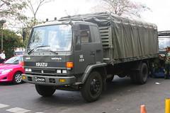 Royal Thai Navy Truck
