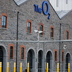 The O2 - Spencer Dock Area Of Dublin