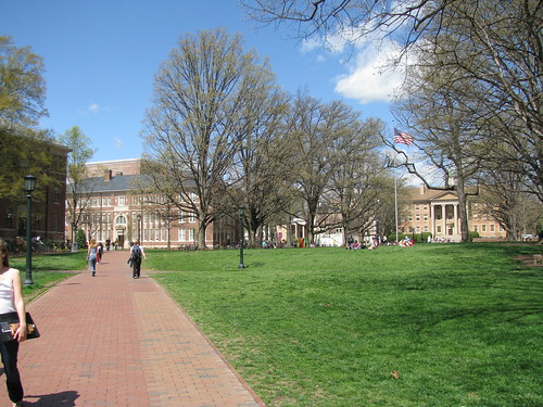 UNC Chapel Hill Campus