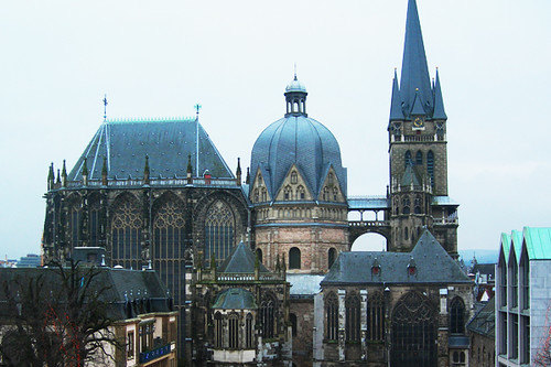 Germany - Aachen - Cathedral