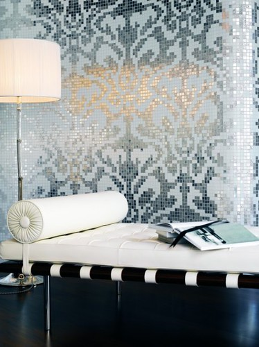 Luxurious Tile Wall