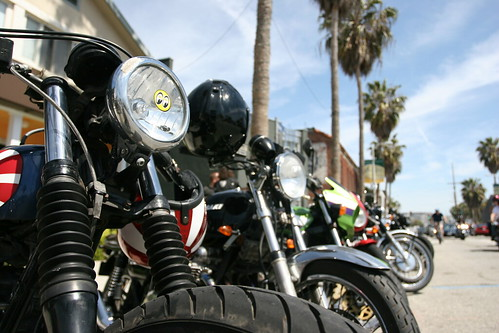 Venice Vintage Motorcycle Rally
