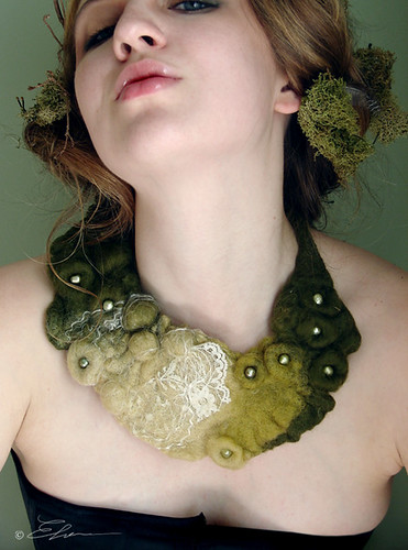 Forest Nymph Collar