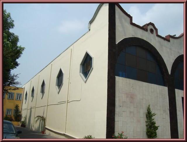 Parroquia la Candelaria,Purificación de Nuestra Señora (Coyoacán) Ciudad de México