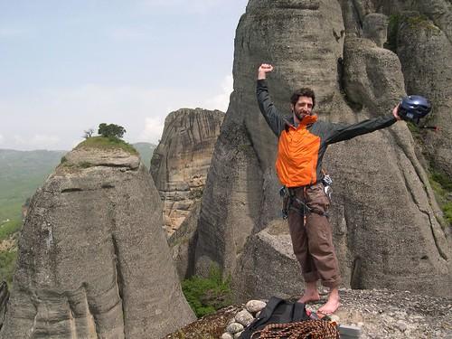 3574190802 ec535dbddc Meteora   Klettern in Griechenland