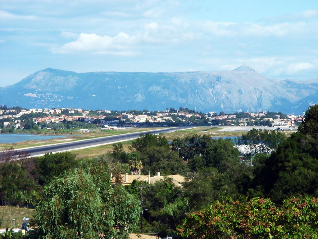 Corfu - Mount Pantokrator