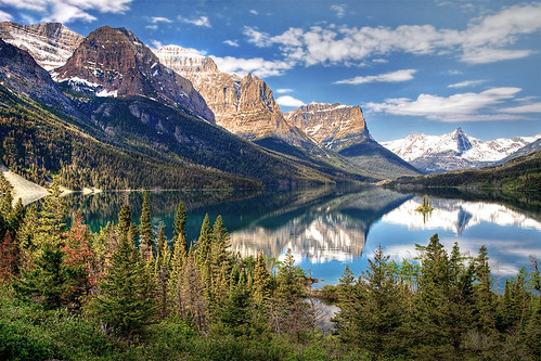 St. Mary Lake - Glacier National Park