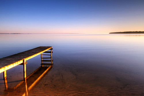 sunset lake reflections sweden jetty sverige hdr vättern motala östergötland sigma1020mmf456exdchsm johanklovsjö varamo