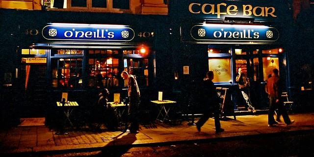 O'Neils Cafe Bar