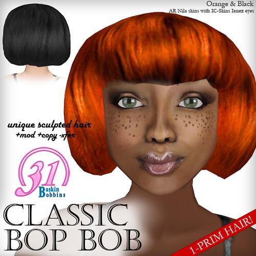 BB31 Classic Bop Bob