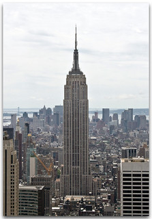 Empire State Building, Manhattan, New York, USA, by jmhdezhdez