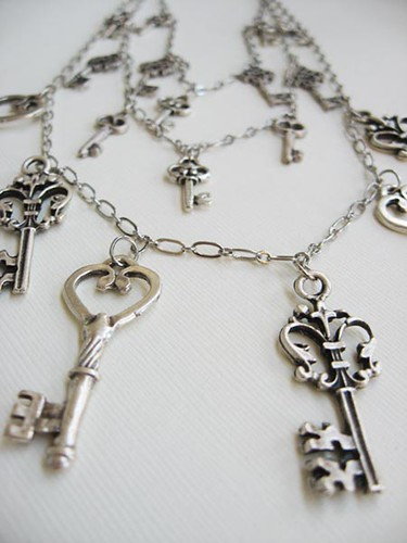 the moral values of the necklace