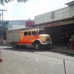 Chinandega fire fighters