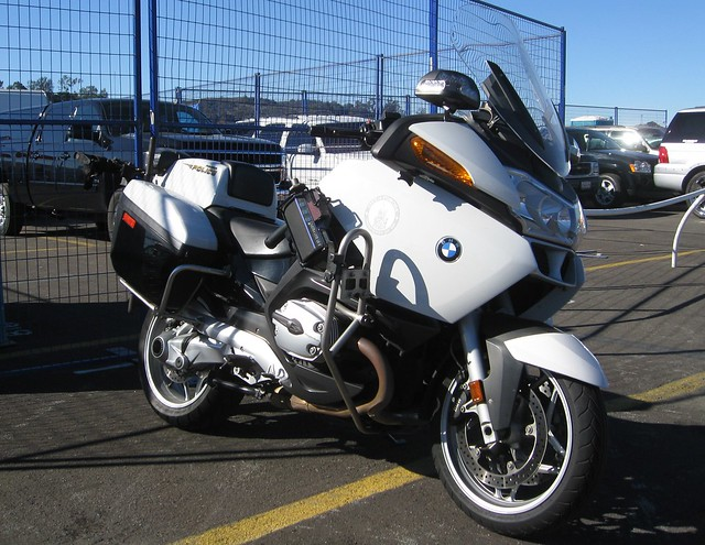 BMW Police Motorcycle | Flickr - Photo Sharing!