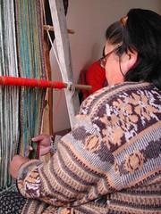 art(1.0), weaving(1.0), textile(1.0), clothing(1.0), knitting(1.0),