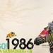 La Gustadera, G0! 1986. Diseño revista Vectores