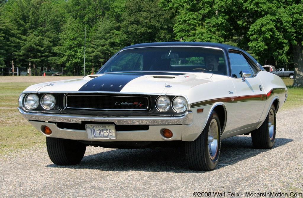 1970 Dodge Challenger R/T S/E